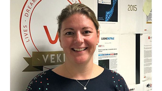 Vekia a recruté une chief happiness officer @clesdudigital