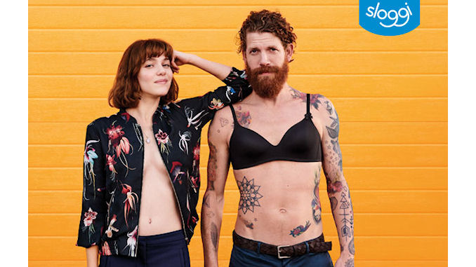 la marque de lingerie unisexe Sloggi parie sur le numérique @clesdudigital