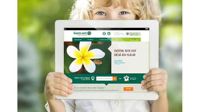 Gamm Vert veut réenchanter la jardinerie avec le digital @clesdudigital