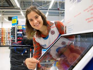 100% des articles vendus chez Decathlon seront munis de puces RFID @clesdudigital