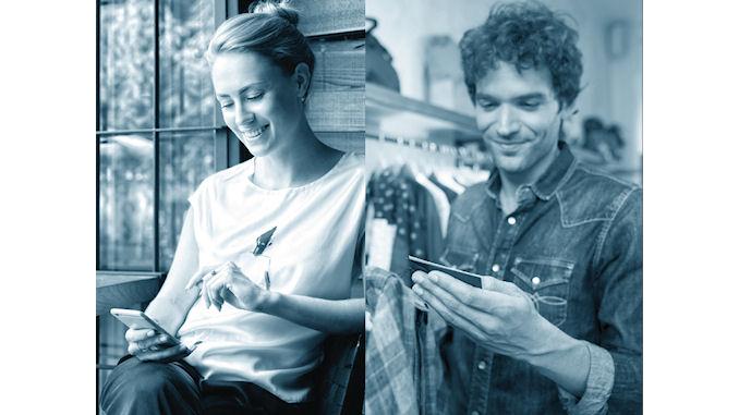 Les femmes font plus souvent des achats sur leurs smartphones @clesdudigital