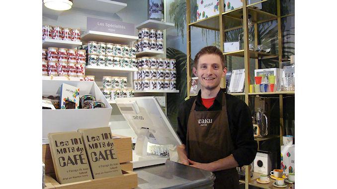 Araku Coffee investit la France en mode omnicanal @clesdudigital