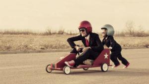 Les relations s'améliorent entre les grandes entreprises et les startups @clesdudigital