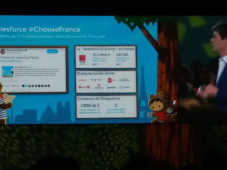 12 000 professionnels sont venus assister au Salesforce World Tour @clesdudigital