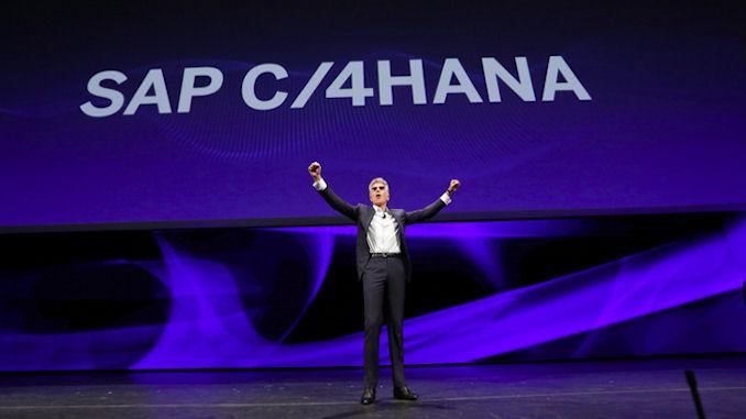 SAP affronte Salesforce avec une nouvelle stratégie dans le CRM @clesdudigital