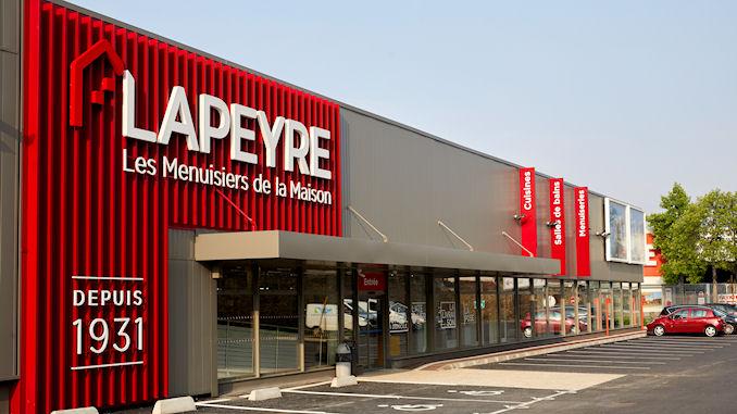 Lapeyre cherche à attirer une nouvelle clientèle dans ses magasins @clesdudigital