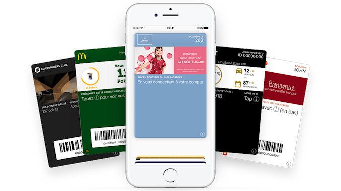 La mode des portefeuilles électroniques ou wallet arrive en France @clesdudigital