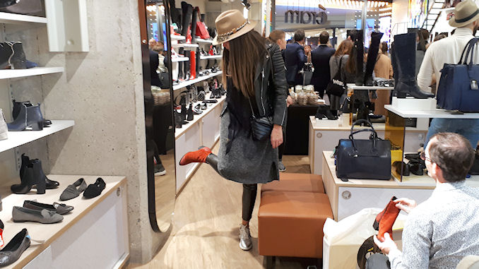 la mobilité au service de ses vendeurs en magasin @clesdudigital