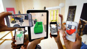 réalitée augmentée et virtuelle @clesdudigital