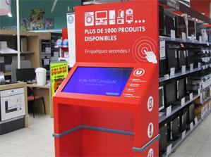 activités pour le retail et la grande distribution @clesdudigital