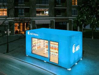 magasins sans caisse et entièrement automatisés @clesdudigital