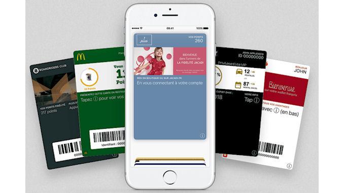 programmes de fidélité intégrés dans les portefeuilles électroniques @clesdudigital