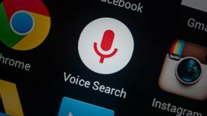 prêts pour la recherche vocale @clesdudigital