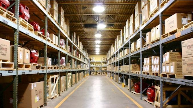 solutions de gestion d'entrepôt @clesdudigital