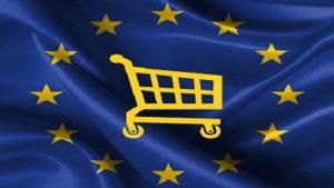Cross-Border Commerce Europe transfrontalier @clesdudigital