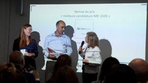délégation française au NRF 2020 @clesdudigital