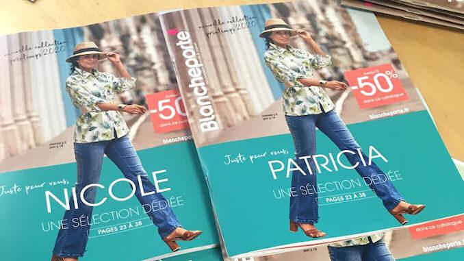 catalogue personnalisé connecté @clesdudigital
