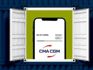 Oxatis transport maritime CGM @clesdudigital
