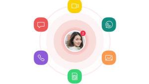 canaux de communication numérique @clesdudigital