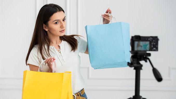 live vidéo shopping @clesdudigital