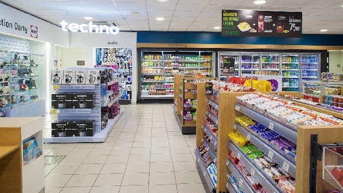 parcours clients dans les boutiques @clesdudigital