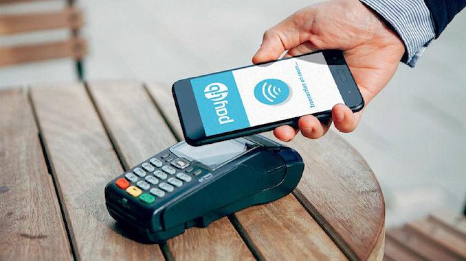 L'usage du mobile pour payer sans contact @clesdudigital
